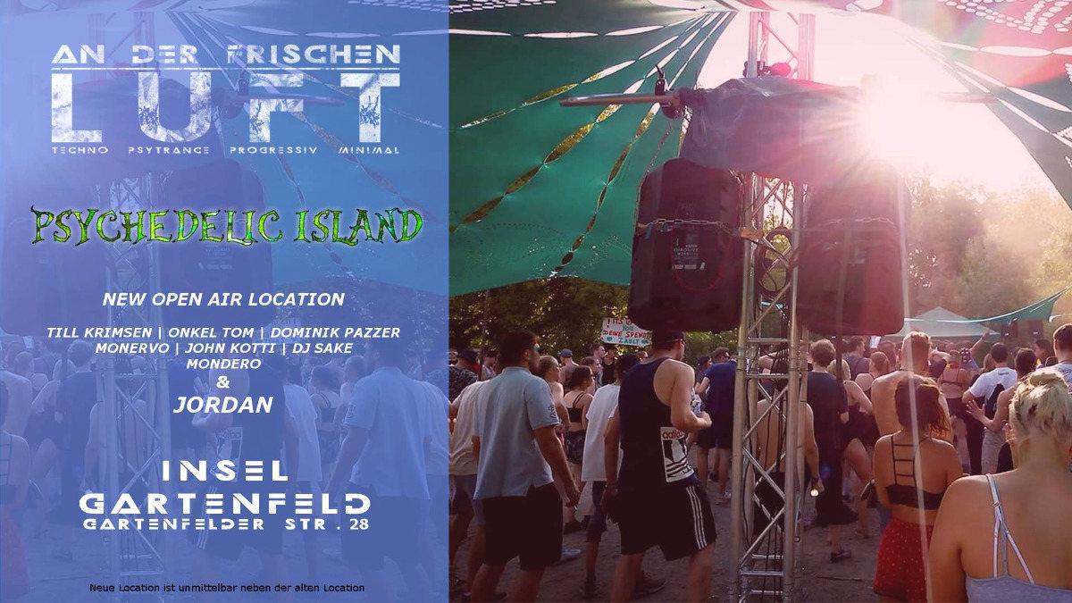 An der frischen Luft X3 / Insel Gartenfeld 22 Sep '18, 12:00