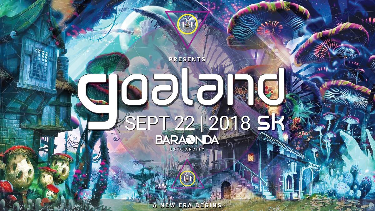 GOALAND 22 Sep '18, 18:00