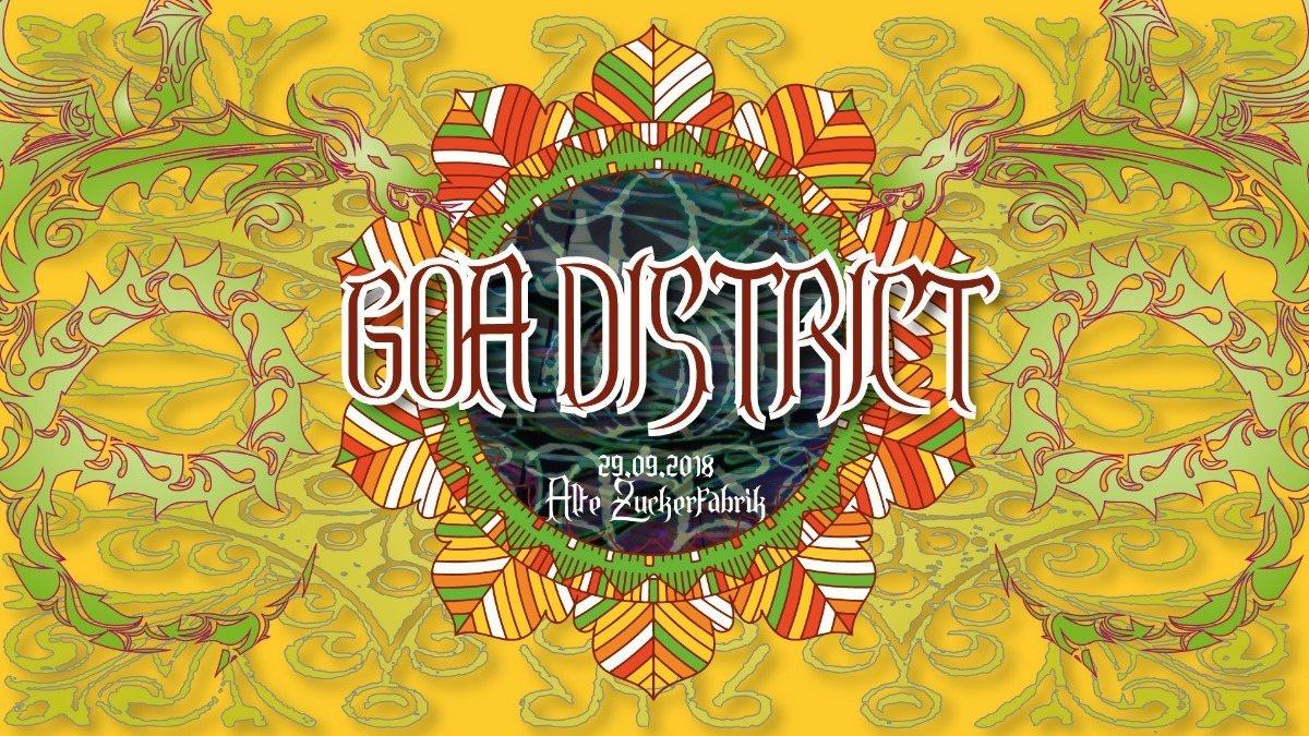 GOA DISTRICT 2018 ; HATIKWA / SASHA / YONS / GANDAALV 29 Sep '18, 23:00