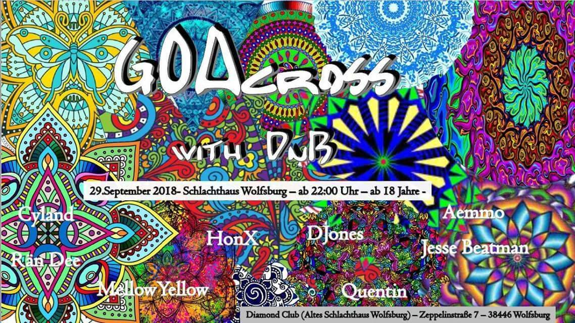 GOAcross with DnB 29 Sep '18, 22:00