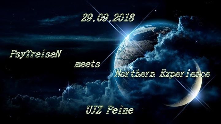 PsyTreiseN meets Northern Experience 29 Sep '18, 20:00