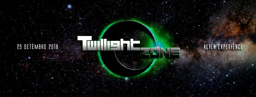 Twillight Zone | Alien Experience 29 Sep '18, 23:00