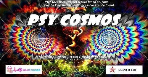 PSY COSMOS 2 Oct '18, 21:00