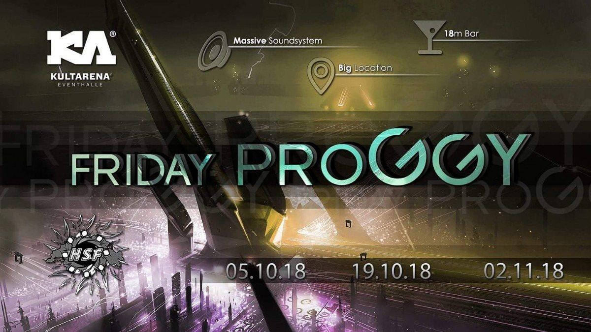Friday Proggy 5 Oct '18, 21:00