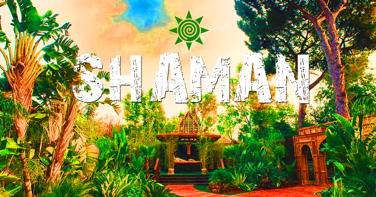 Shaman ۞ The Sanctuary 6 Oct '18, 18:00