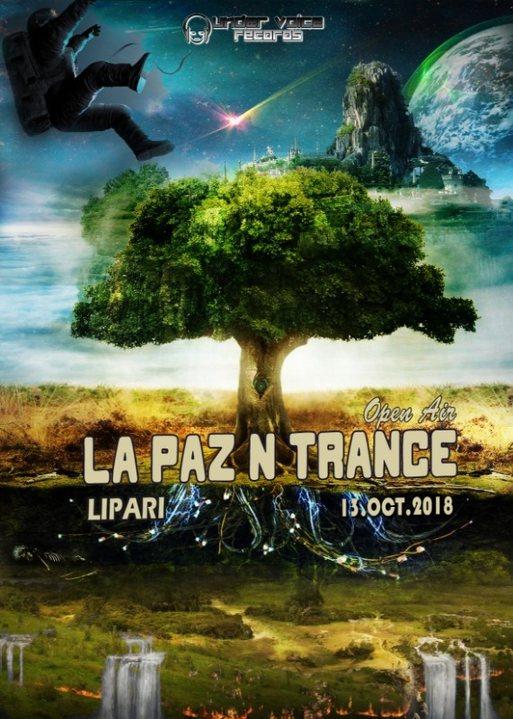 La Paz N Trance | Open Air 13 Oct '18, 17:00