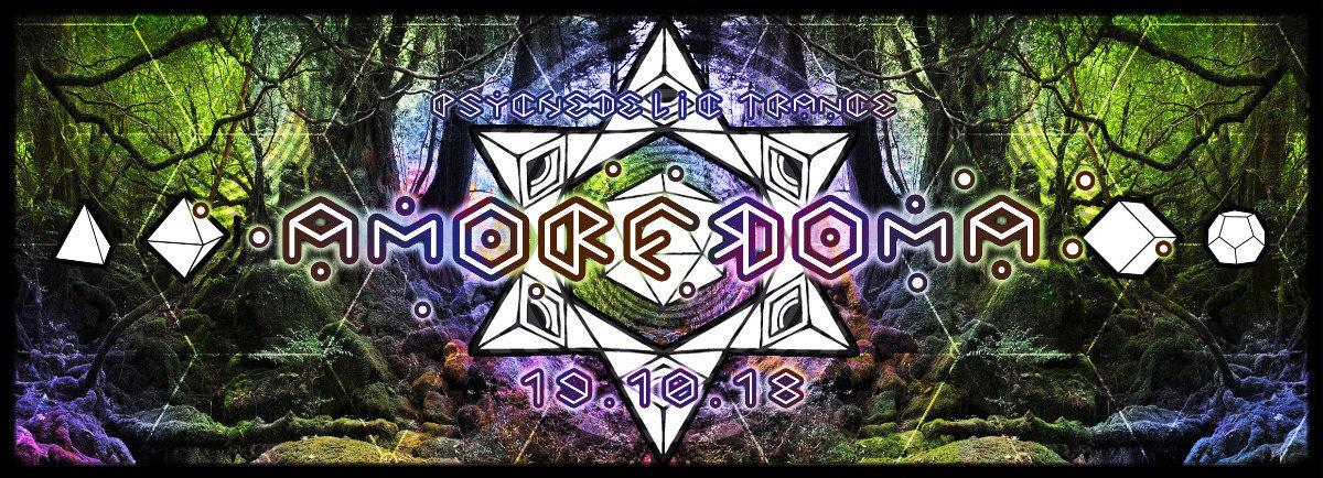 AMORFROMA Ipoticaticac - Scope - Foose 19 Oct '18, 23:00