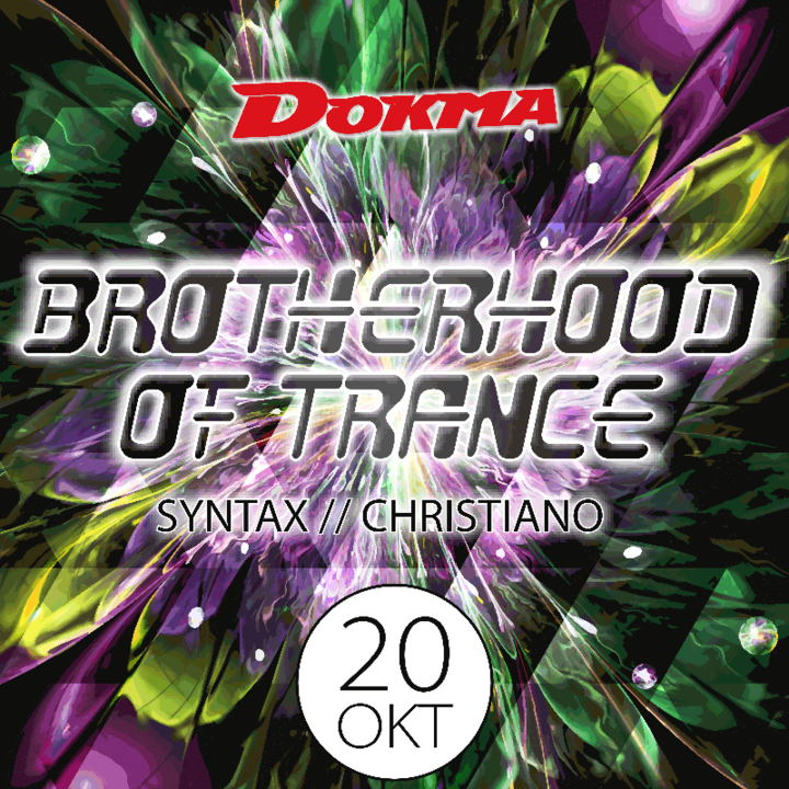 Brotherhood of Trance 20 Oct '18, 22:00