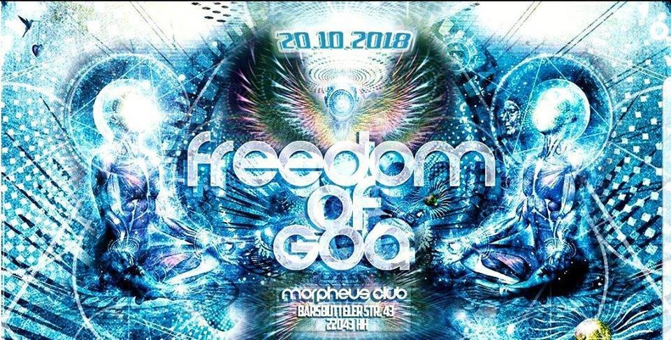 Fredoom of Goa 20 Oct '18, 22:00
