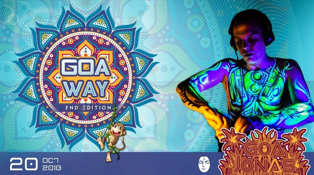 Goa Way Opening 20 Oct '18, 23:00