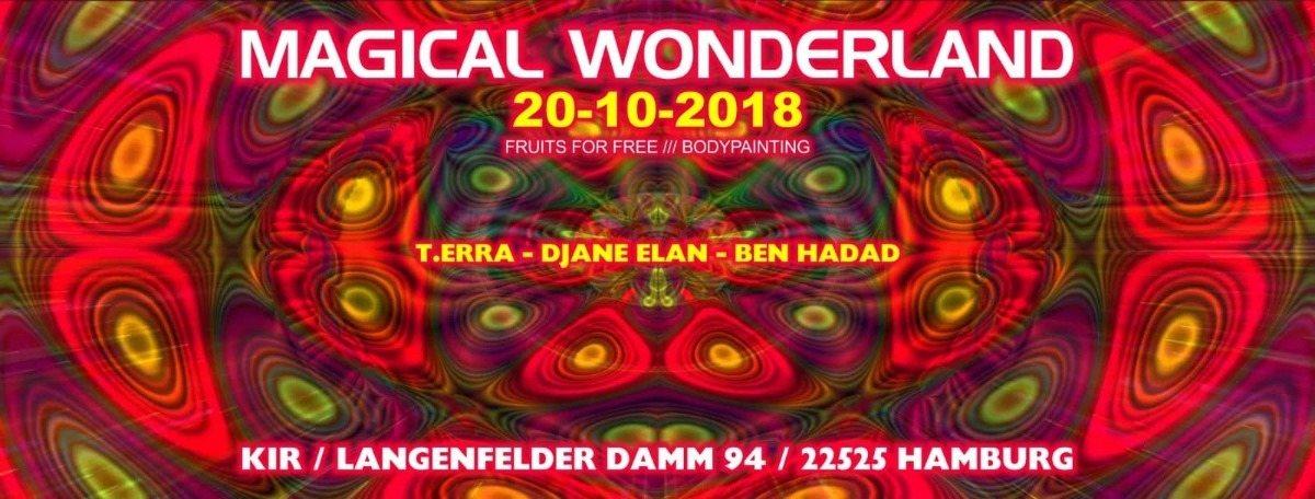 ॐ Magical Wonderland ॐ 20 Oct '18, 22:00