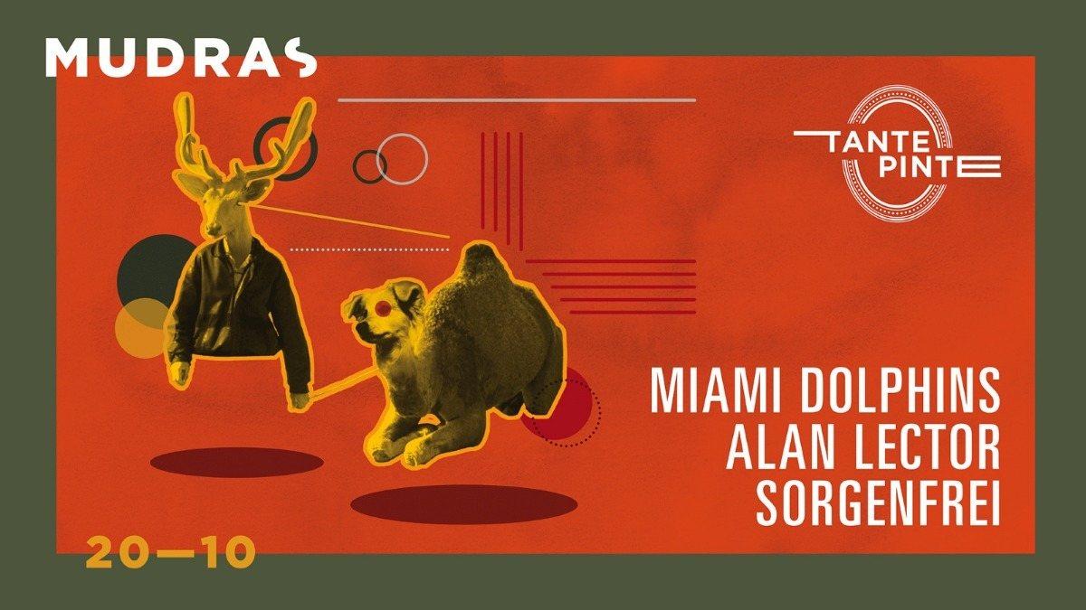 Mudras w/ Miami Dolphins 20 Oct '18, 23:00