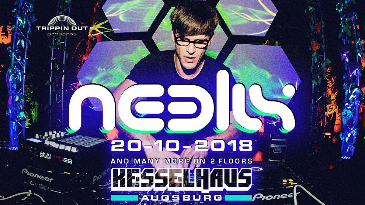 Neelix Live - 2 Floors 20 Oct '18, 22:00