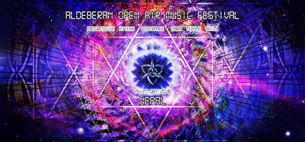 ALDEBERAN Open Air Music Festival 2018 24 Oct '18, 22:00