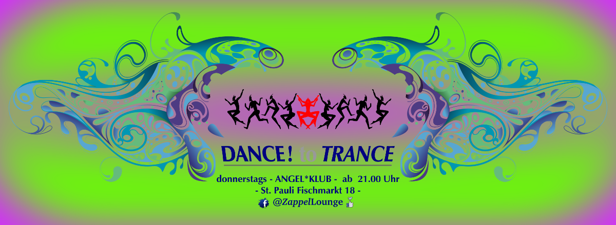 DANCE to TRANCE 25 Oct '18, 21:00