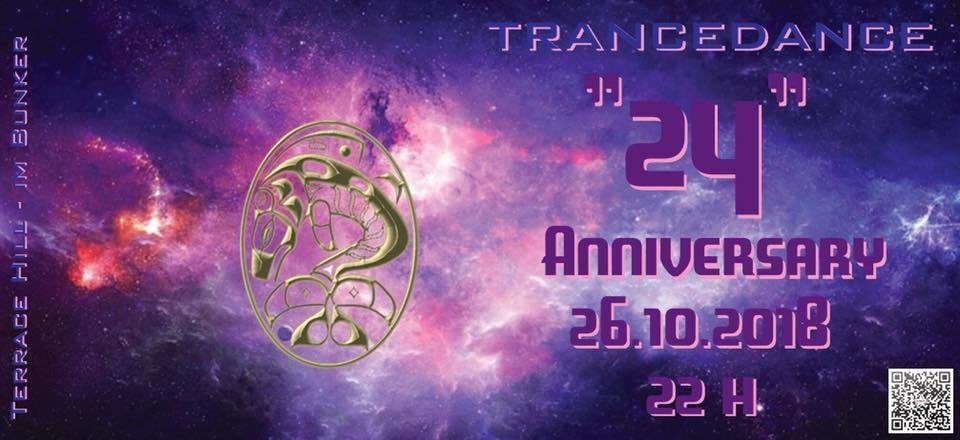 Atisha´s TranceDance - 24 Anniversary Celebration 26 Oct '18, 22:00