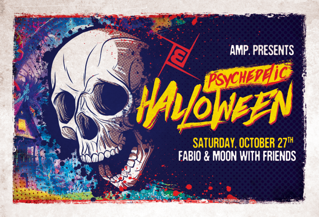 AMP.Halloween /w. Fabio & Moon and Friends 27 Oct '18, 23:00