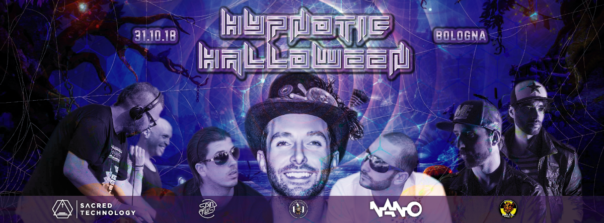 Hypnotic Halloween (Avalon-Outsiders-Volcano On Mars-ComingSoon) + After 31 Oct '18, 22:00