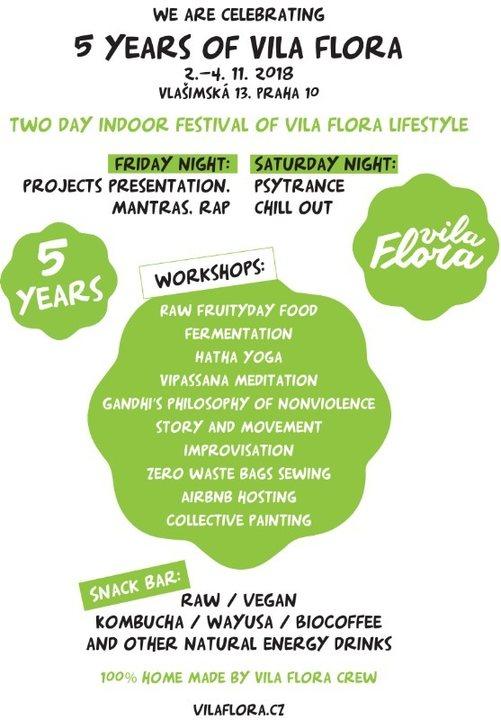 5 Years Of Vila Flora 2 Nov '18, 13:30