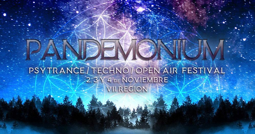 Pandemonium Festival 2, 3 y 4 Noviembre 2 Nov '18, 15:00