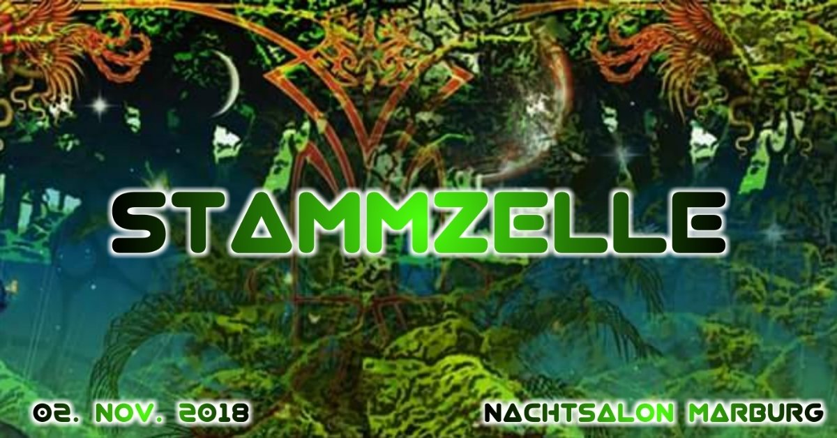 Stammzelle -the universal language- 2 Nov '18, 22:00