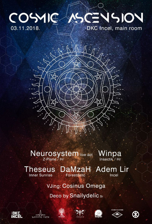 Cosmic Ascension · 3 Nov 2018 · Banja Luka (Bosnia and Herzegovina ...