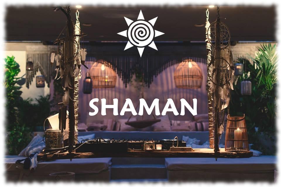 Shaman ۞ The Sanctuary 4 Nov '18, 11:00