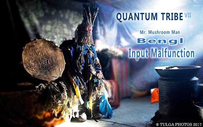 Quantum Tribe (journey into psytrance) 9 Nov '18, 22:00