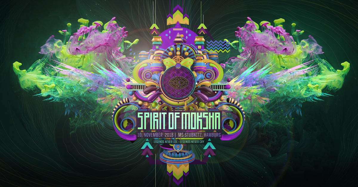 Spirit of Moksha 10 Nov '18, 22:00