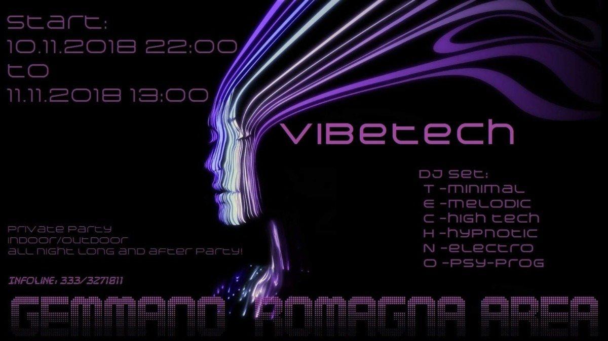Vibe tech 1.0 10 Nov '18, 23:00
