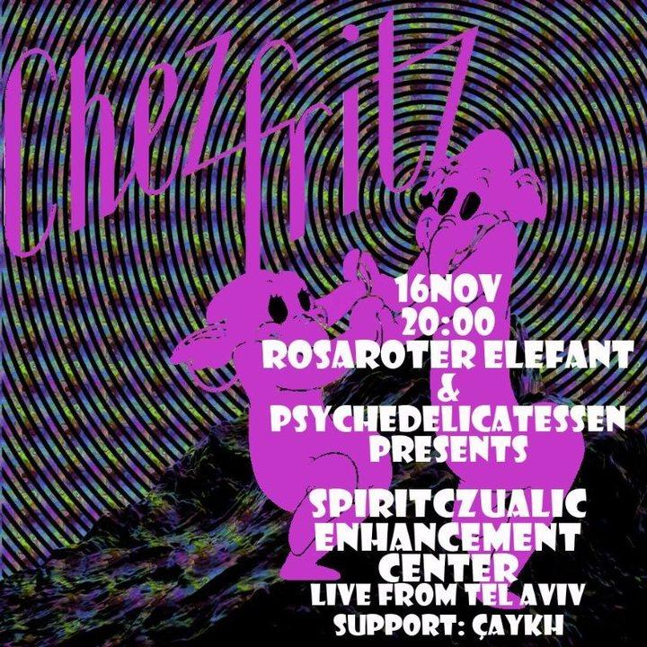 Psychedelicatessen 16 Nov '18, 20:00