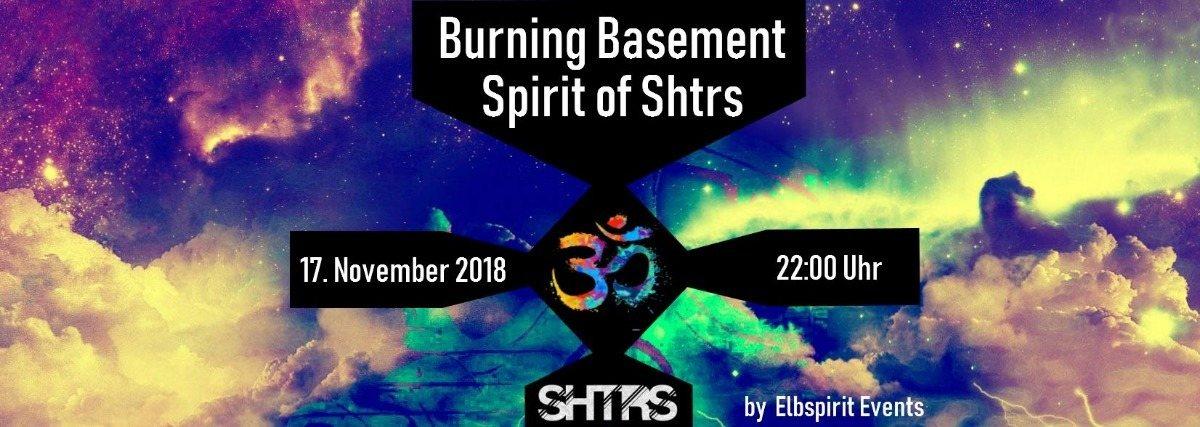Burning Basement Winter Opening 17 Nov '18, 22:00