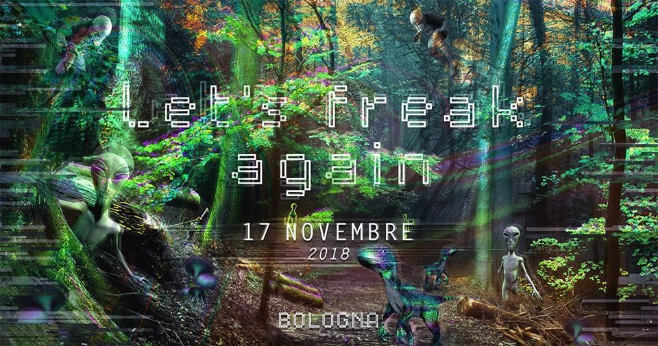 LET'S FREAK AGAIN.....Piero Nataraja 30 years on deck celebration 17 Nov '18, 22:30