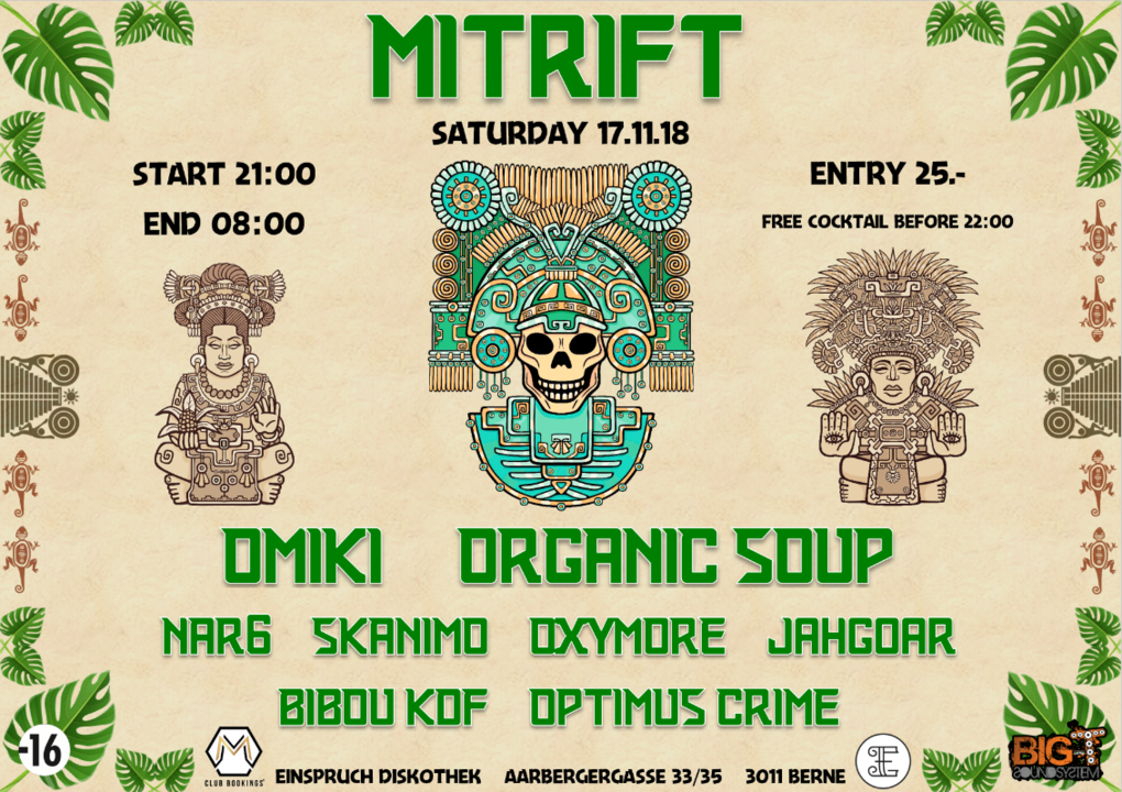 Mitrift 17 Nov '18, 21:00