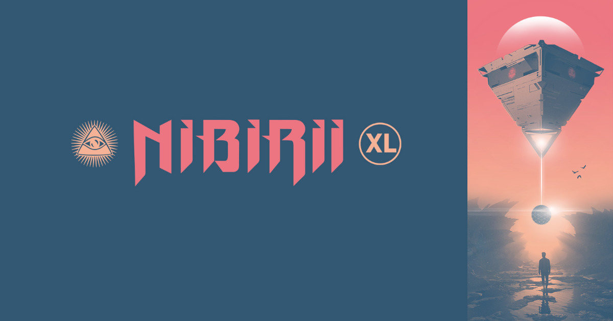Nibirii XL: Pendulum / Warriors by SKAZI & Mr. Black / Onyvaa 17 Nov '18, 23:00