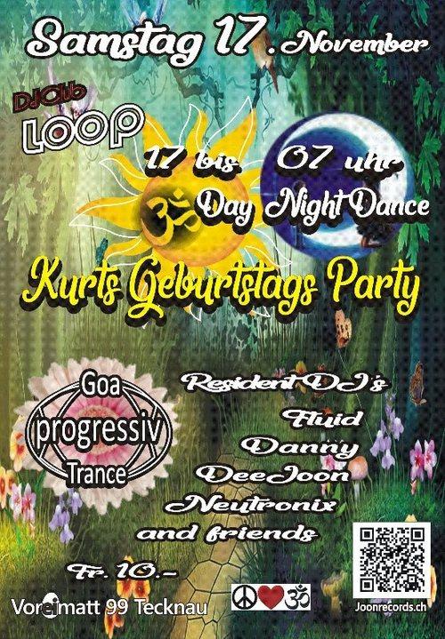 Proggi Goa Trance 17 Nov '18, 17:00