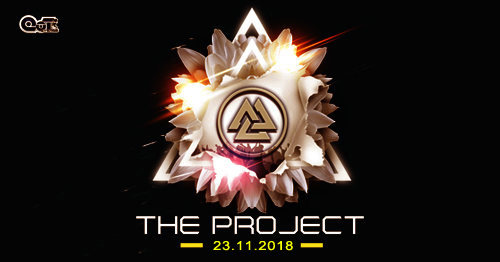 """""""The Project"""" 23 Nov '18, 22:00"""