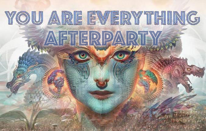 You Are Everything - Afterparty 23 Nov '18, 21:00