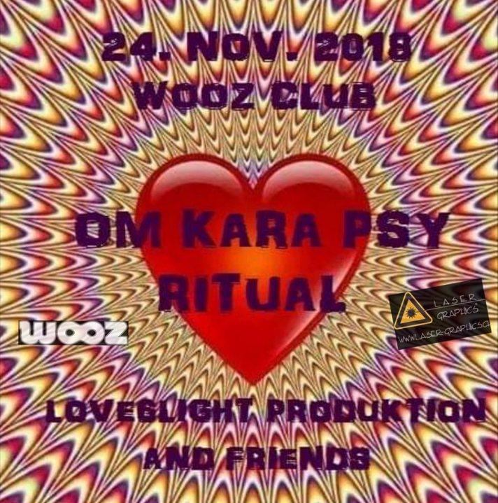 Om Kara Psy Ritual 24 Nov '18, 22:00