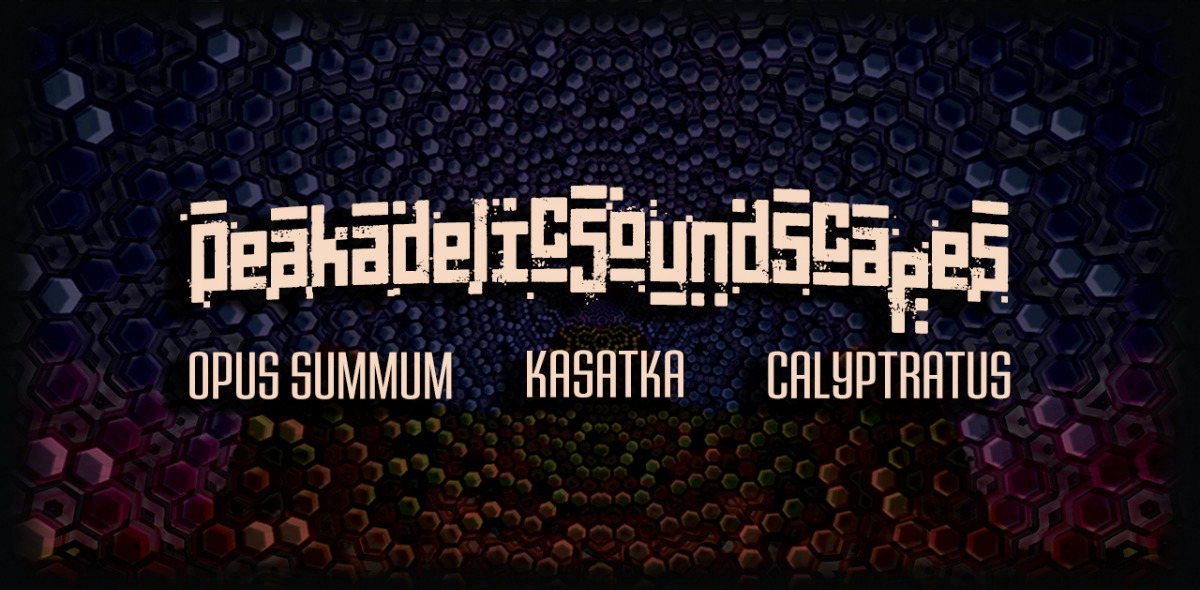 Peakadelic Soundscapes 24 Nov '18, 23:00