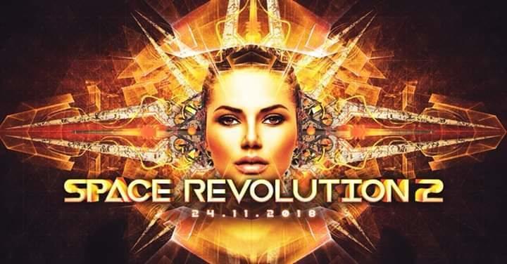Space Revolution 2 /(live) Mind Void /Effective 24 Nov '18, 23:00