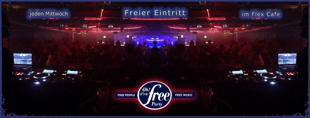 Oh it's a Free Party - 28. November 2018 - Techno Trance ClassiX 28 Nov '18, 23:00