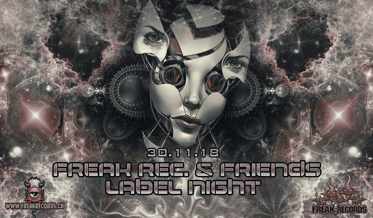 FreakRec. and Friends Label Night 30 Nov '18, 23:00