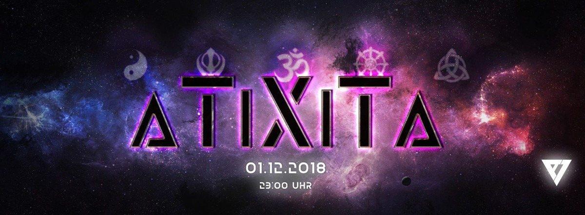 ☬ ૐ aTiXiTa ૐ ☬ 1 Dec '18, 23:00