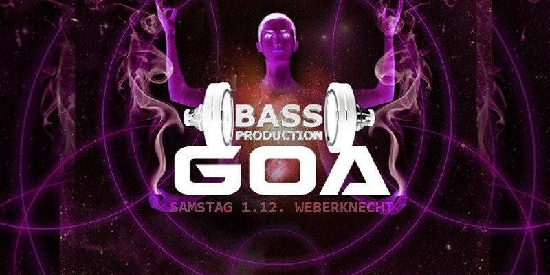 Bassproduction Goa Party 1 Dec '18, 23:00
