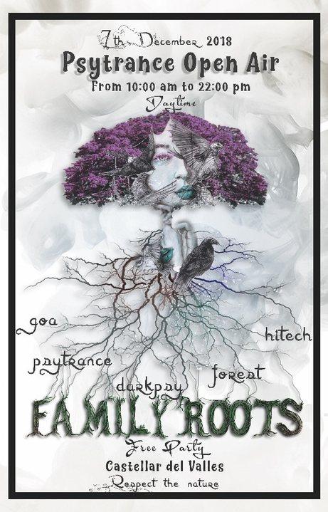 Family Roots - Castellar del Reves 7 Dec '18, 10:00