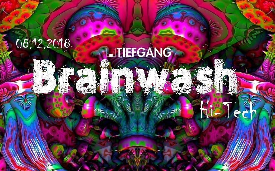Brainwash 8 Dec '18, 23:00