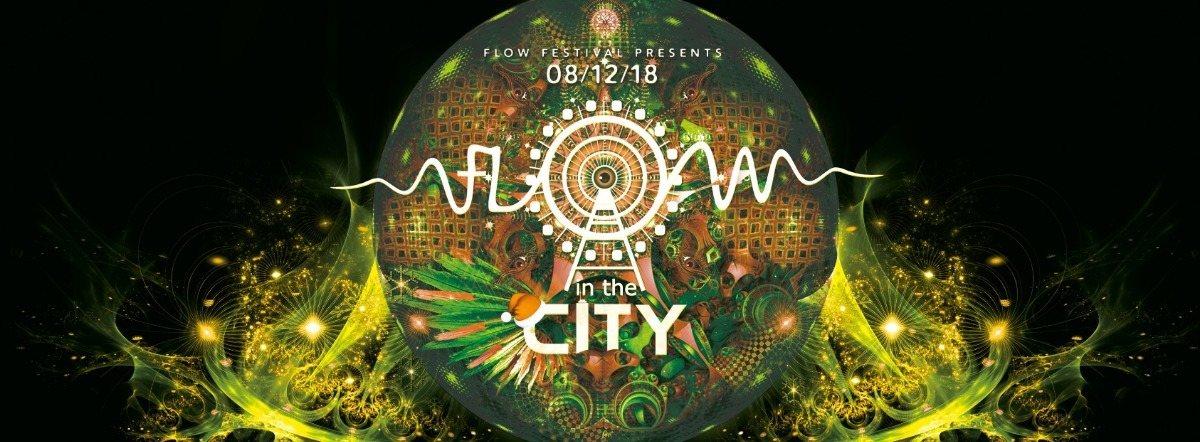 FLOW in the CITY 2018 - WIEN 8 Dec '18, 22:00