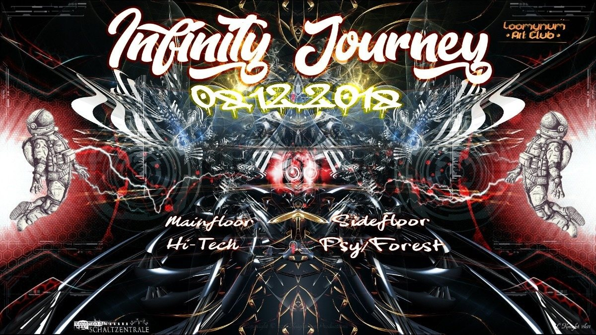 Infinity Journey 8 Dec '18, 22:00