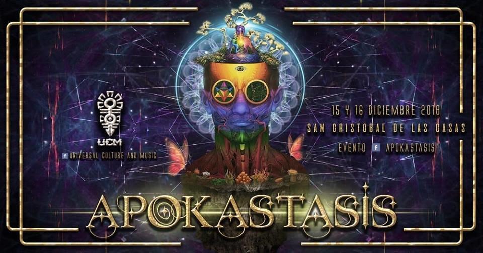APOKASTASIS 15 Dec '18, 22:00